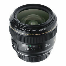Canon EF Auto & Manual Wide Angle Camera Lenses