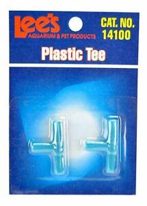 LM Lees Plastic Airline Tee 2 Pack
