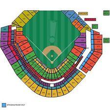 4 Detroit Tigers Tickets vs Cleveland Indians Sat 9/2 On Deck Circle 130