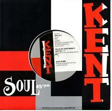 """ALICE CLARK You Hit Me (Right Where It Hurt Me)  NEW NORTHERN SOUL 45 (KENT) 7"""""""
