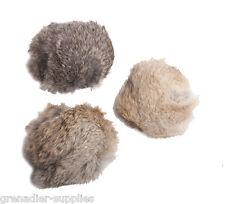 Dog Training Rabbit Fur Ball Real Feel