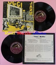LP 10'' THOMAS FATS WALLER e i suoi ritmi GUIDO CREPAX QDLP 6003 cd mc dvd vhs