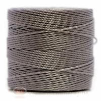 - BLACK 262 Ft Spool Beading Thread Beadsmith Brand German Jewelry Silk #5 E