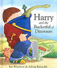 Very Good, Harry and the Bucketful of Dinosaurs (Harry Mini Books), Whybrow, Ian