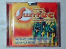 CD SUNTEC COMPILATION FABIETTO DJ SONIC TRIBE I.M.B.