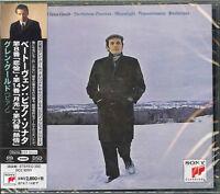 GLENN GOULD-BEETHOVEN: PIANO SONATAS NO.8 NO.14 NO.23-JAPAN ONLY SACD HYBRID G35