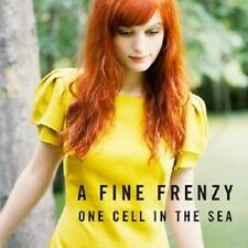 """A FINE FRENZY """"ONE CELL IN THE SEA"""" CD NEUWARE"""