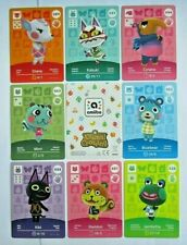 More details for animal crossing series 1 amiibo cards pick your own 001-100 nintendo switch