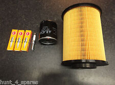 FORD FOCUS MK2 1.6 SERVICE KIT OIL AIR FILTERS & NGK SPARK PLUGS