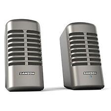 NEW Samson Technologies Meteor M2 Medium Multimedia Speaker System F/ PC-Tablets