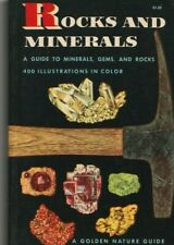 Golden Guide to Rocks and Minerals 1957