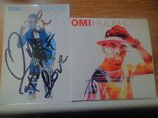 CD single Omi Hulahoop + Carte dédicacée