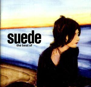 THE BEST OF SUEDE - DOUBLE CD ALBUM - UK INDIE - BRITPOP - 2010 - FREE UK POST