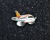 Pin AIR INDIA Dreamliner chubby pudgy Boeing 787 1 inch / 25mm metal Pin  B787