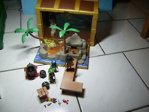 Playmobil 4432,Piraten Schatztruhe