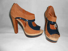 New SCHUTZ brown shoes UK6 RRP 340$