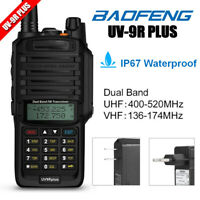 Baofeng UV-9R Plus 8W VHF UHF Walkie Talkie Dual Band Handheld Two Way Radio