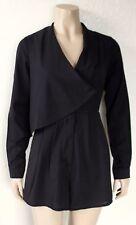 e1926dc515c SABO SKIRT Black Long Sleeve Playsuit Romper Shorts