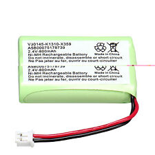 2.4V 800mAh NI-MH NiMH Rechargeable Battery for C28/42/46/42H/36H/360/365/X359