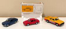 Lot of 3 Mazda Tomica Dandy 626 Diapet Yonezawa Savanna Corgi Pickup 1/43 1/40