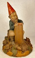 POTTER-R 1992~Tom Clark Gnome~Cairn Studio Item #2039~Ed #49~Hand Signed~w/Story