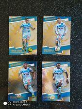 Lot De 4 Cartes Olympique De Marseille 2017 Panini Revolution Soccer