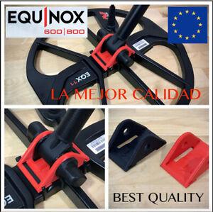 "Refuerzo Reparar Bobina EQX Minelab Equinox 11"" Y 15"" Coil Yoke Stiffener Repair"