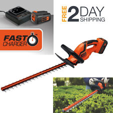 Cordless Hedge Trimmer With Battery And Charger Included 40V Lithium-ion Kit