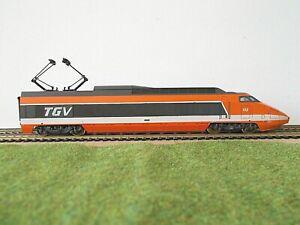MOTRICE AVEC ECLAIRAGE TGV PSE N°113 LIMA MODELISTE GOLDEN SERIE EN TBE