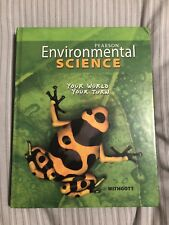 Pearson Environmental Science Textbook