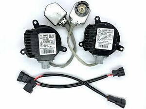2x OEM for 04-06 Saab 9-2X Xenon Ballast HID Heaslight Light Control Unit