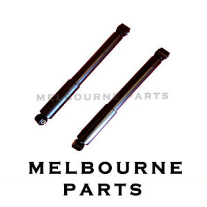 2 x FORD TERRITORY SX SY REAR SHOCK ABSORBERS 03-07 STD