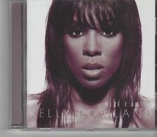 (FX649) Kelly Rowland, Here I Am - 2011 CD