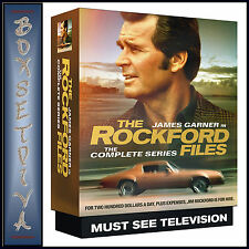 THE ROCKFORD FILES - THE COMPLETE SERIES COLLECTION  *BRAND NEW DVD BOXSET***