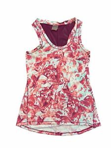 CALIA by Carrie Underwood Sleeveless Activewear Mesh Back Tank Size Small