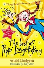 The Best of Pippi Longstocking: Three Books in One,Astrid Lindgren, Tony Ross