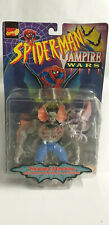 Toy Biz SPIDERMAN Marvel Comics VAMPIRE-WARS Morbius Unbound Blood Pumping Actio