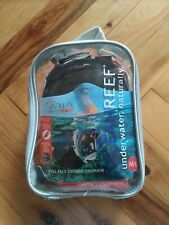 New listing Ocean Reef Aria Full Face Snorkeling Mask Anti-fog M/L