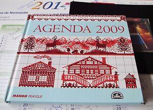 Agenda broderies 2009 Mango/DMC