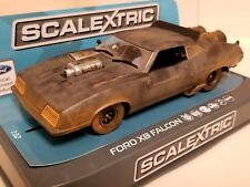 SCALEXTRIC Slot Car 1:32 FORD XB Falcon MAD MAX Weathered HIGHLY DETAILED C3983