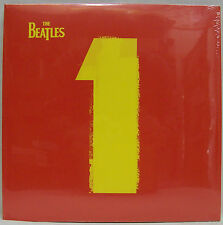 "NEW & Sealed! The Beatles ""1"" Double LP 180-Gram Vinyl Record Set (27 # 1 Hits)"