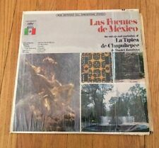 LA TIPICA DE CHAPULTEPEE Las Fuentes De Mexico CAPITOL ST 10461 VG++ to EXC