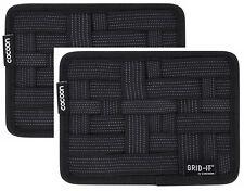 "2 Pack - Cocoon CPG4BK Grid-It(R) Organizer - Black - 5"" x 7"""