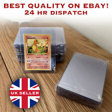 More details for semi rigid card holders | psa bgs submissions | pokemon tcg | card saver 1 bendy