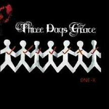 "THREE DAYS GRACE ""ONE-X"" CD NEW+"
