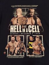 WWE Hell in a Cell 2010 T-Shirt Small Kane Undertaker John Cena Randy Orton NXT