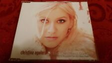 CHRISTINA AGUILERA THE CHRISTMAS SONG 2 TRACK IMPORT REMIX CD FREE SHIPPING