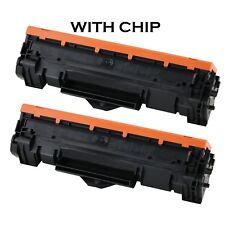 2Pack CF248A (with chip) Toner Cartridge For HP48A Laserjet Pro 16 M15 M28 M29