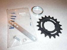 New Coaster Brake Hub Parts - 18-Tooth Cog - Cog Shim - Complete Brake Strap Kit