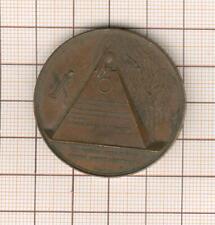 médaille à la pyramide 1830 à nos frères morts  pour la liberté